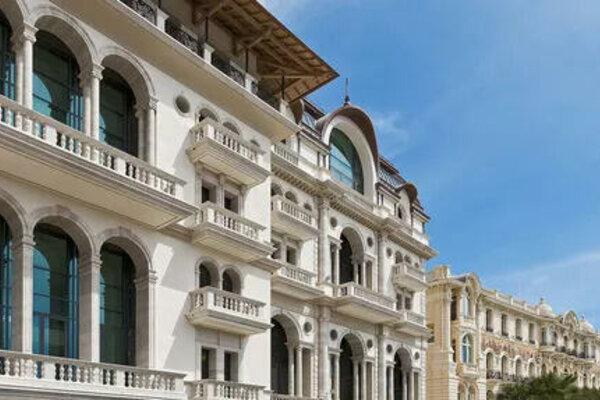 MONACO HOTEL HERMITAGE BALMORAL RESIDENCE PRIVATE POOL