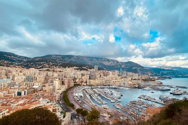 MONACO VILLE - 3 ROOMS DUPLEX WITH HERCULES HARBOUR VIEW