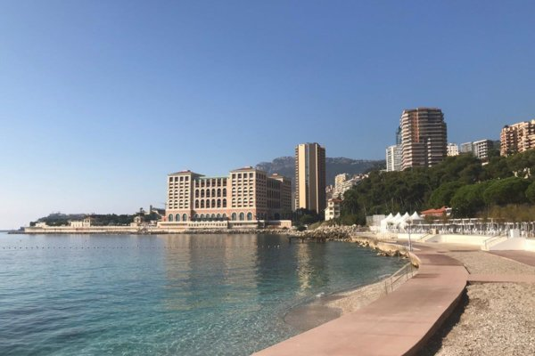 RESIDENCE DU SPORTING - MONTE CARLO BAY - 2 ROOMS SEA VIEW
