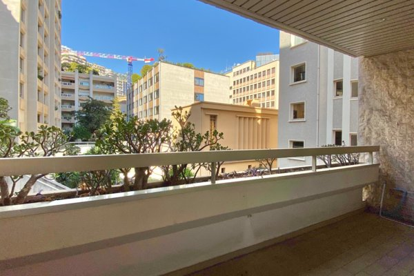 MONACO CONDAMINE SUFFREN STUDIO MIXTE PARKING