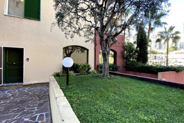 MONACO FONTVIEILLE GIOTTO 3P 142 m² ENTREE PRIVEE MIXTE CAVE