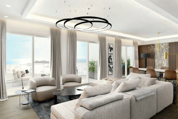 MONACO VILLA ANNONCIADE LUXURIOUS 4 ROOMS PANORAMIC VIEWS