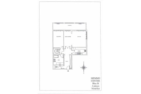 FONTVIEILLE MEMMO CENTER 2 PIÈCES 130 m² CAVE PARKING