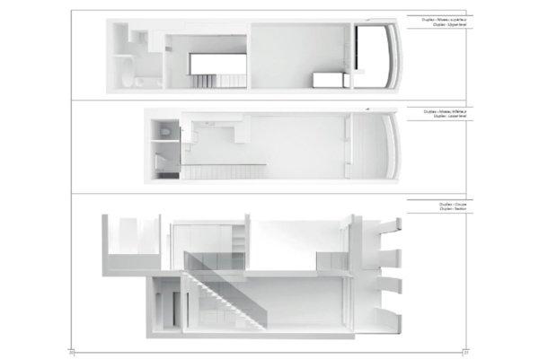 MONACO CONDAMINE STELLA 2 ROOMS DUPLEX MIXED CELLAR PARKING